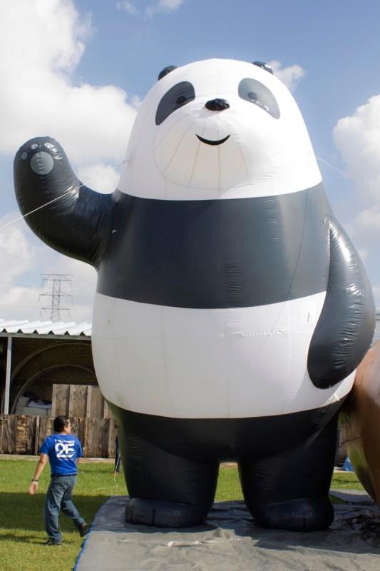 ¡Cartoon Network se suma a Bolo Fest 2019 junto a Escandalosos! - bolo-fest-panda-533x800