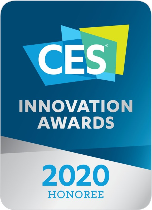 LG Electronics gana premios de innovación CES 2020 - ces2020-innovation-award-honoree