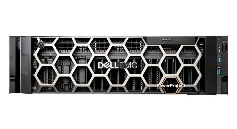 Dell Technologies lanza PowerProtect DD Series, lo último en soluciones de protección de datos - dellemc_powerprotect_dd9900_ff_bk-1280x1280