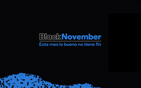 GoDaddy lanza Black November en México