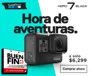 GoPro en el Buen Fin ¡Conoce las ofertas que tiene para ti!