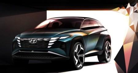 Hyundai revela el concepto de SUV Vision T Plug-in Hybrid