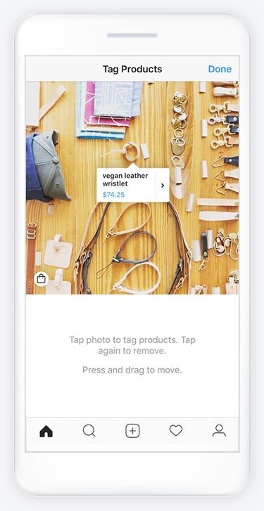 Instagram tu mejor aliada para conocer ofertas y promociones de tus marcas favoritas en el Buen Fin - instagram-shop