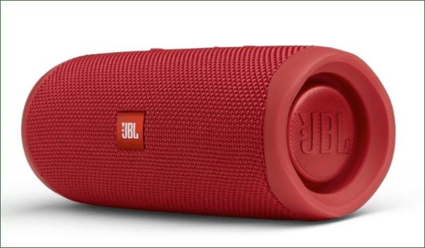 Productos Harman Kardon y JBL en promoción en el Buen Fin - jbl-flip-5
