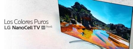 LG en el Buen Fin ¡con atractivos descuentos y 2 años de garantía extendida en televisores!