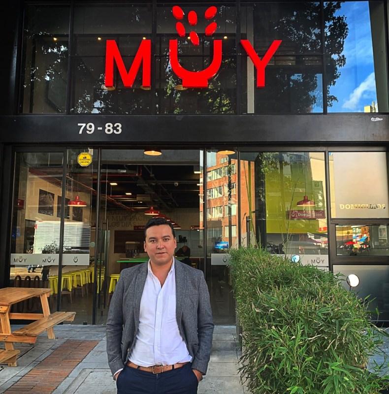 La cadena MUY Tech apertura su primer restaurante en la Cuidad de México - muy-tech