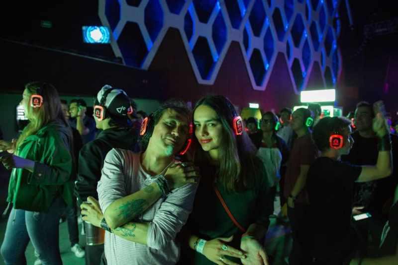 Asiste al primer Silent Concert en México, y disfruta de la música en vivo de una manera diferente - primer_silent_concert_en_mexico_13