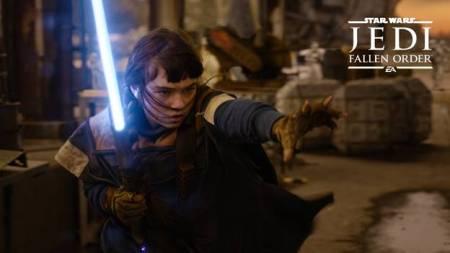 Star Wars Jedi: Fallen Order ¡ya disponible en todo el mundo!