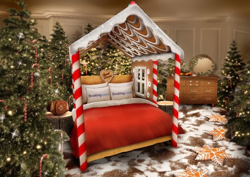 Candy Cane House, el alojamiento más dulce de todos - bedroom-2