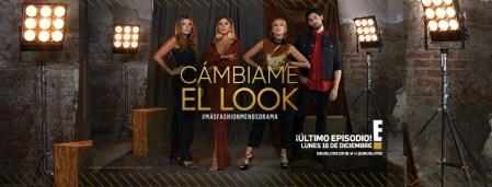 Final de temporada de Cámbiame el Look con Claudia Álvarez el 16 de diciembre