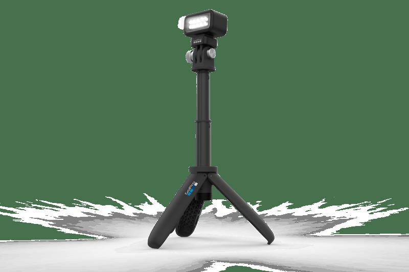 Nuevo GoPro Light Mod, luz autónoma resistente al agua y recargable - lightmod_shorty-800x532