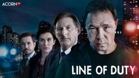 Line of Duty, la serie con el mejor rating en Gran Bretaña en 2019 en Acorn TV
