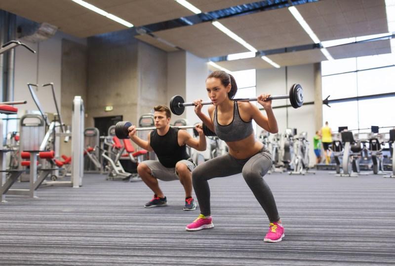 Los negocios que crecen con los propósitos de año nuevo - negocios-gimnasio-800x540