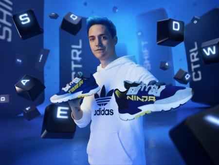 adidas y Ninja presentan su primera colaboración: «Time In» Nite Jogger