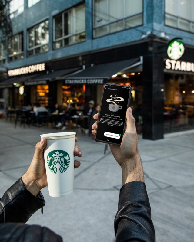 Nueva versión de Starbucks Rewards ¡disponible a partir del 6 de enero! - nueva_version_de_starbucks_rewards