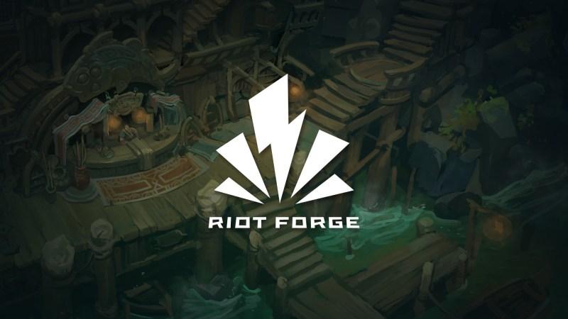 Riot Games lanza Riot Forge para publicar nuevos juegos desarrollados de la mano de terceros - riot-forge