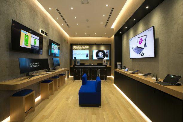 Samsung cierra el año con 27 tiendas Samsung en México - samsung-store-mexico_4