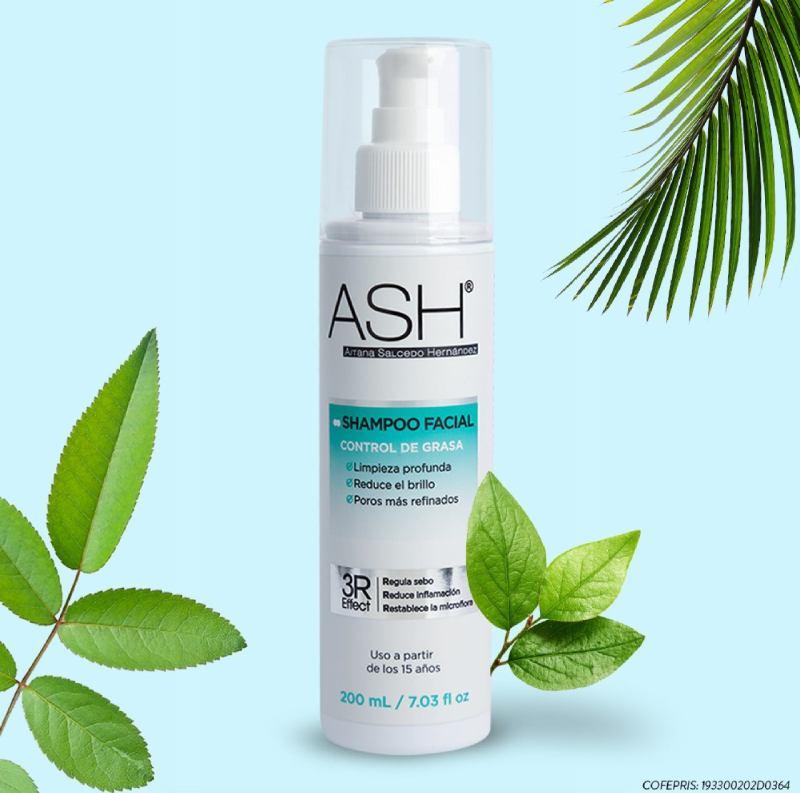 [Trivia] ¡Gana un kit Skin Care de ASH Natural Concept - shampoo-facial-ash