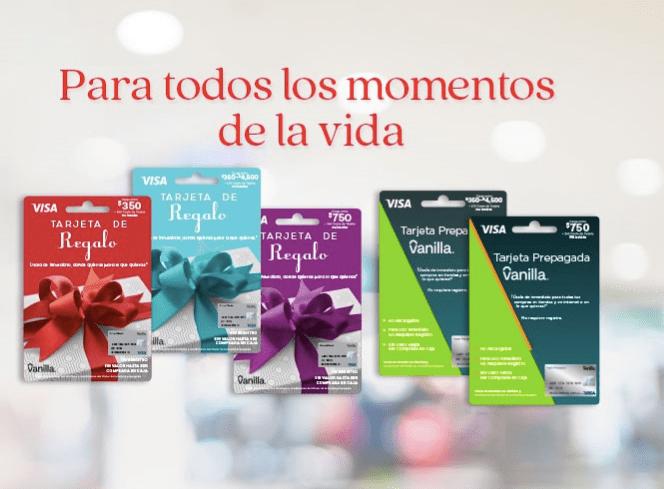 Las Tarjetas de Regalo y las Tarjetas Prepagadas Vanilla Visa llegan a México - tarjetas-de-regalo_tarjetas_prepagadas_vanilla
