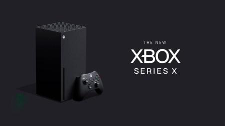 Xbox Series X ¡disponible en 2020!