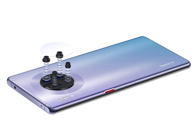 Huawei Mate 30 Pro llega a México el 23 de Enero ¡conoce sus características y precio! - 05-mate-30-pro_supersensing-cine-camera-exploded-views