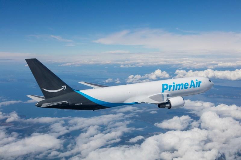 Amazon Prime acumula 150 millones de usuarios en todo el mundo - amazon-prime-air-plane