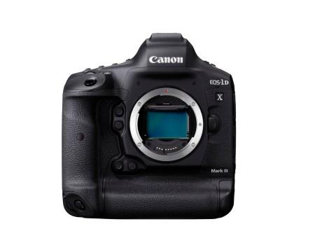 Nueva Cámara EOS-1D X Mark III de Canon, una obra maestra de ingeniería y diseño