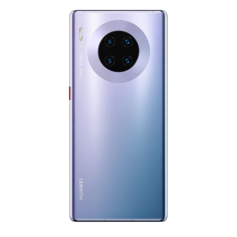 Huawei Mate 30 Pro llega a México el 23 de Enero ¡conoce sus características y precio! - huawei-mate-30-pro_space-silver_rear_without-ui