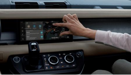 CES 2020: Land Rover Defender presenta la primera conectividad dual eSIM del mundo