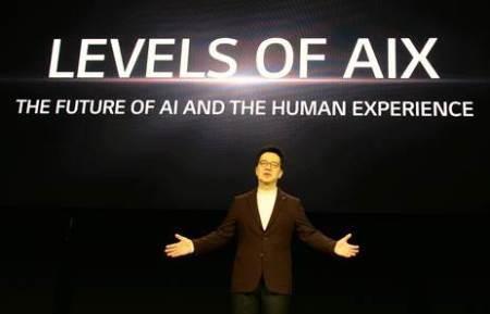 LG presenta ecosistema basado en Inteligencia Artificial en CES 2020
