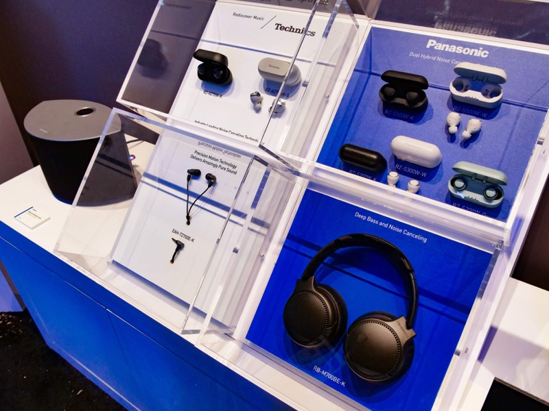 Panasonic CES 2020: Audífonos true-wireless, altavoz para gamers y televisor OLED diseñado en Hollywood - panasonic-ces-2020_tecnologia