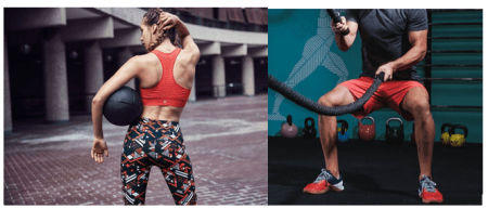 Accesorios en tendencia para ir al gimnasio con estilo