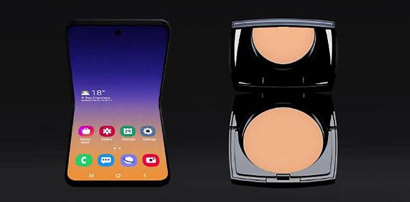 Galaxy Z Flip y Galaxy S20: así se llamarán los próximos teléfonos de gama alta de Samsung - samsung-galaxy-z-flip