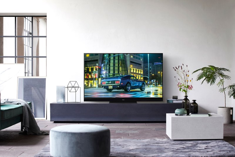 Panasonic CES 2020: Audífonos true-wireless, altavoz para gamers y televisor OLED diseñado en Hollywood - televisor-oled-hz2000