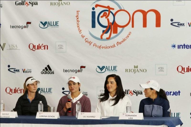 El Torneo de Golf Femenil IGPM llevará a cabo su doceava edición - torneo-de-golf-femenil-igpm-800x533