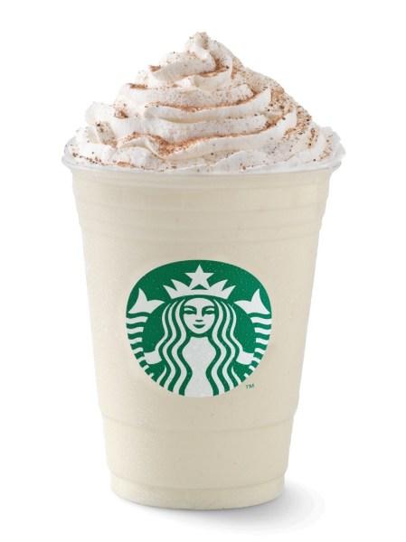 Las 10 bebidas originales de Starbucks ¡que tienes que probar! - vainilla-cream_frappuccino-starkbucks-598x800
