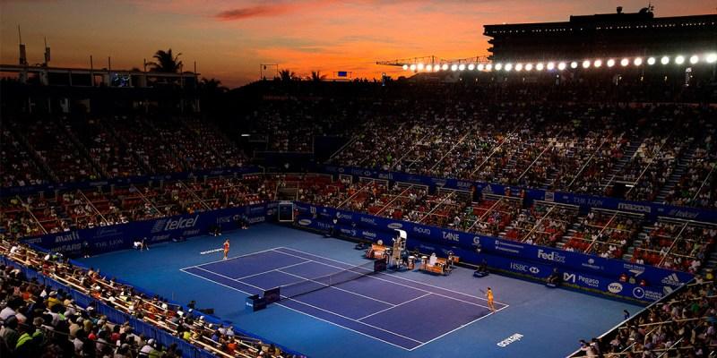 Abierto Mexicano de Tenis 2020, los datos que debes conocer - abierto-mexicano-de-tenis