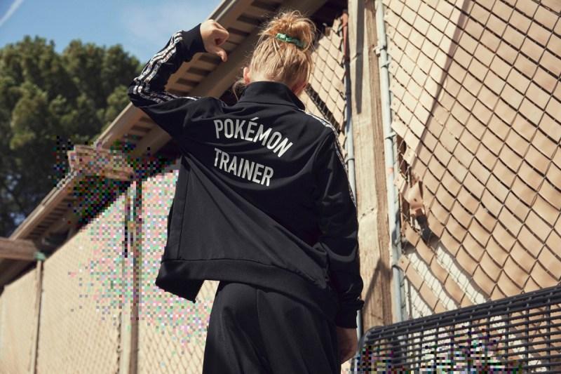 Adidas lanza nueva colección celebrando el videojuego de Pokémon con gráficos retro de 8 bits - adidas_pokemon_2