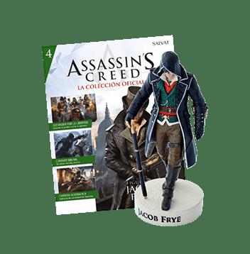 Ubisoft lanza colección oficial de Assassin's Creed - assassins-creed-coleccion-oficial-entrega-4