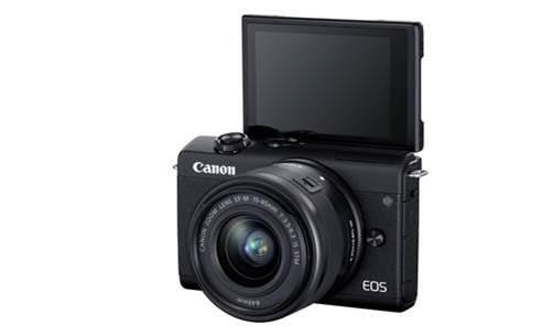 Canon lanza EOS M200, la cámara ideal para creadores de contenido - camara-eos-m200-canon_2