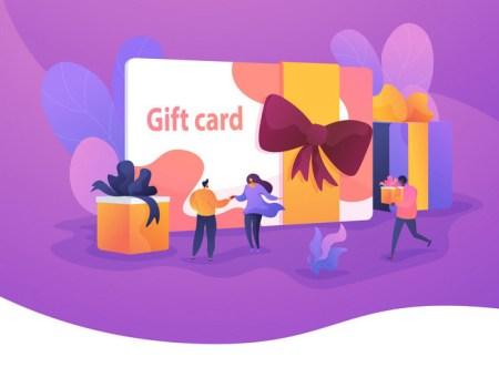 Las tarjetas de regalo para compras en línea son los nuevos ositos de peluche en este 14 de febrero