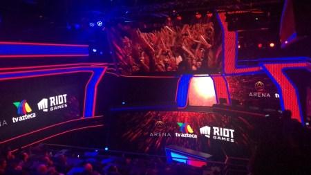 Inauguran el primer Arena de esports de Latinoamérica en México: se jugará la LLA de League of Legends