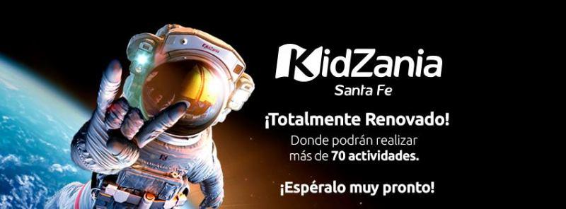 KidZania Santa Fe regresará renovado con nuevas actividades y profesiones del futuro - kidzania-santa-fe-renovado-800x296