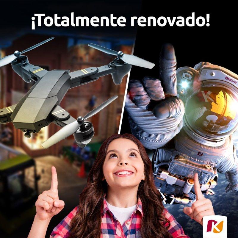 KidZania Santa Fe regresará renovado con nuevas actividades y profesiones del futuro - kidzania-santa-fe-renovado_1-800x800