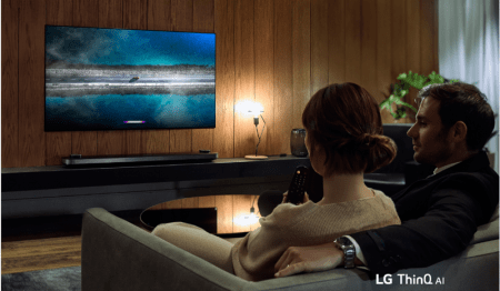 La inteligencia artificial de LG es tu mejor compañía para este 14 de febrero