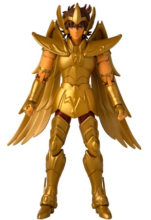 Bandai lanzará nuevas figuras de acción de Los Caballeros del Zodiaco ¡conoce todos los detalles!