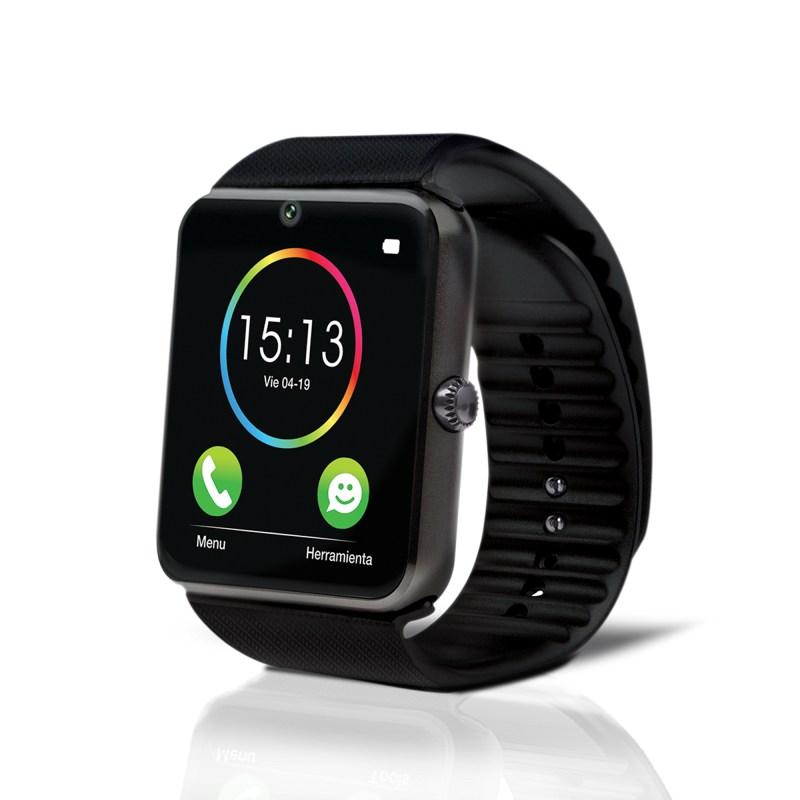 Ginga lanza la segunda generación de su Smartwatch, compatible con Smartphones Android - smartwatch-modelo-gi-watch-classic-800x800