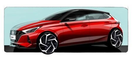 Hyundai presenta el diseño del nuevo vehículo i20