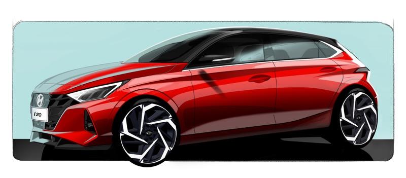 Hyundai presenta el diseño del nuevo vehículo i20 - vehiculo-hyundai-i20-0220