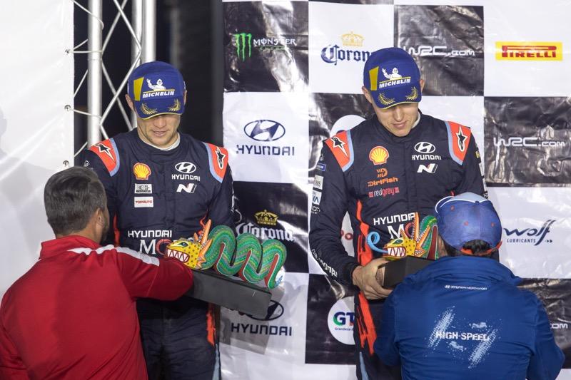 La tripulación de Hyundai suma segundo podio consecutivo en el Rally de Guanajuato 2020 - 2020_mexico_fd_rally-de-guanajuato